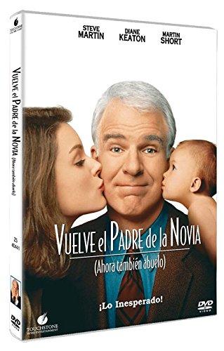 Vuelve el padre de la novia (ahora también abuelo) [DVD]