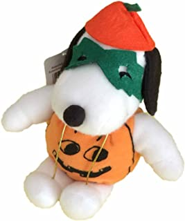 Peanuts Halloween Snoopy Plush 6""