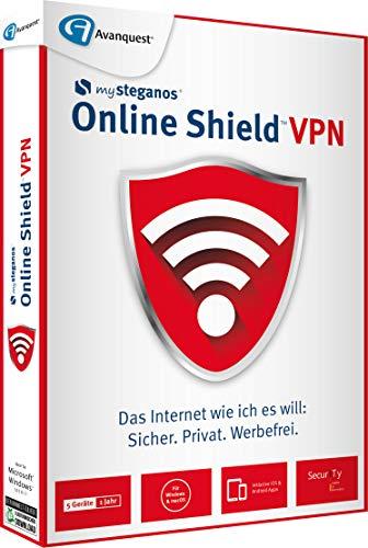 Best steganos online shield Vergleich in Preis Leistung