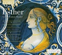 Handel - Esther by The Sixteen (2004-02-16)