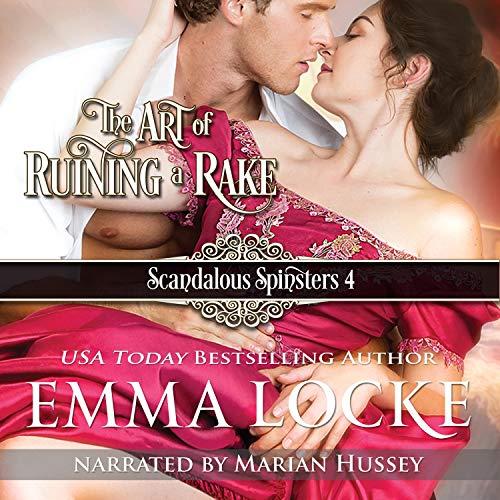 The Art of Ruining a Rake Audiobook By Emma Locke cover art