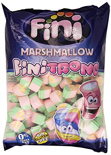 Fini Tronc - Marshmallow - Espuma dulce - 125 unidades