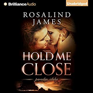 Hold Me Close audiobook cover art