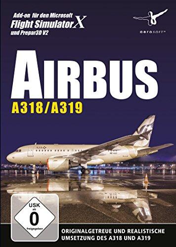 Flight SimulatorX - Airbus A318 / A319 (Add-On)