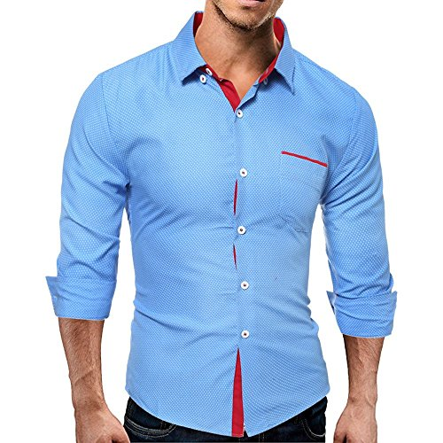 Adelina Heren Blouse Winter Sales Mens Casual Lange Mouwen Shirt Business Modieuze Completi Slim Fit Shirt Hight Kwaliteit Blouse Casual Hip Dress Shirt