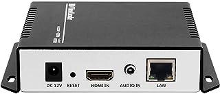 URayCoder(ユーレイコーダー) H.264 ライブHDMIビデオエンコーダー RTSP RTP RTMP HTTP UDP SRT TONVIF対応 IPTV ライブストリームブロードキャスト YouTube Facebook RTMP...