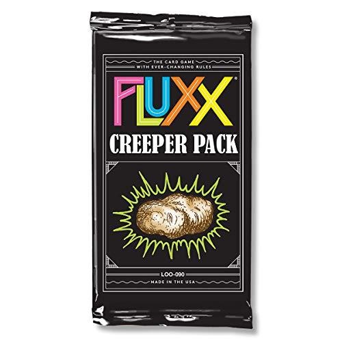 Looney Labs LON00090 Fluxx Creeper Pack, Mehrfarbig