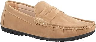 Elara Mocasines para Hombre Zapatos de Vela Chunkyrayan