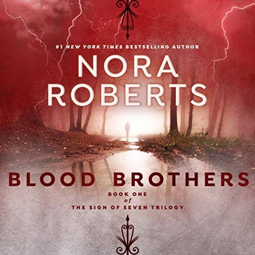 Blood Brothers Audiobook By Nora Roberts cover art