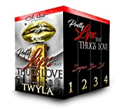 Pretty Lips That Thugs Love 1-4: Super Boxset: Complete Series