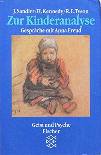 Preisvergleich Produktbild Zur Kinderanalyse: Gespräche mit Anna Freud