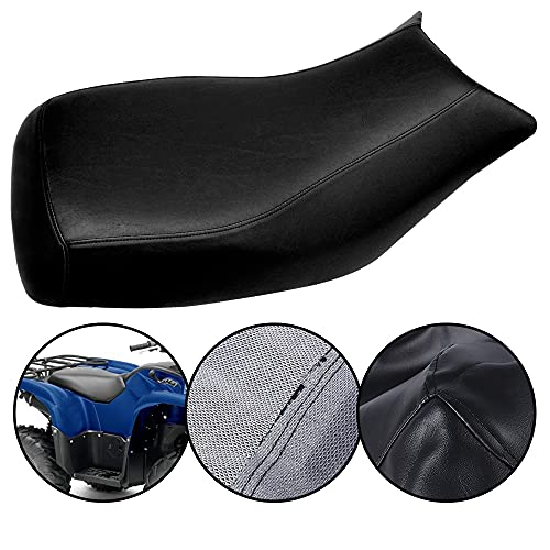 New Seat Cover Replacement for Yamaha Grizzly 2007-2011 Black Marine Vinyl 700