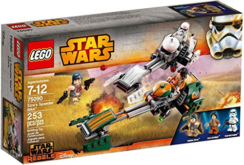 LEGO STAR WARS - Speeder Bike de Ezra (75090)