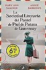 La sociedad literaria del pastel de piel de patata de Guernsey par Shaffer