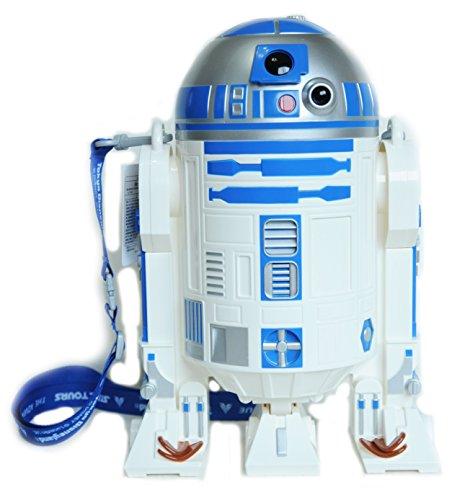 【東京ディズニーランド限定】R2-D2 ポップコーンバケット お土産袋と簡易ラッピング付き