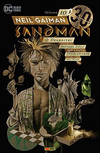 Sandman Edição Especial de 30 Anos Volume 10
