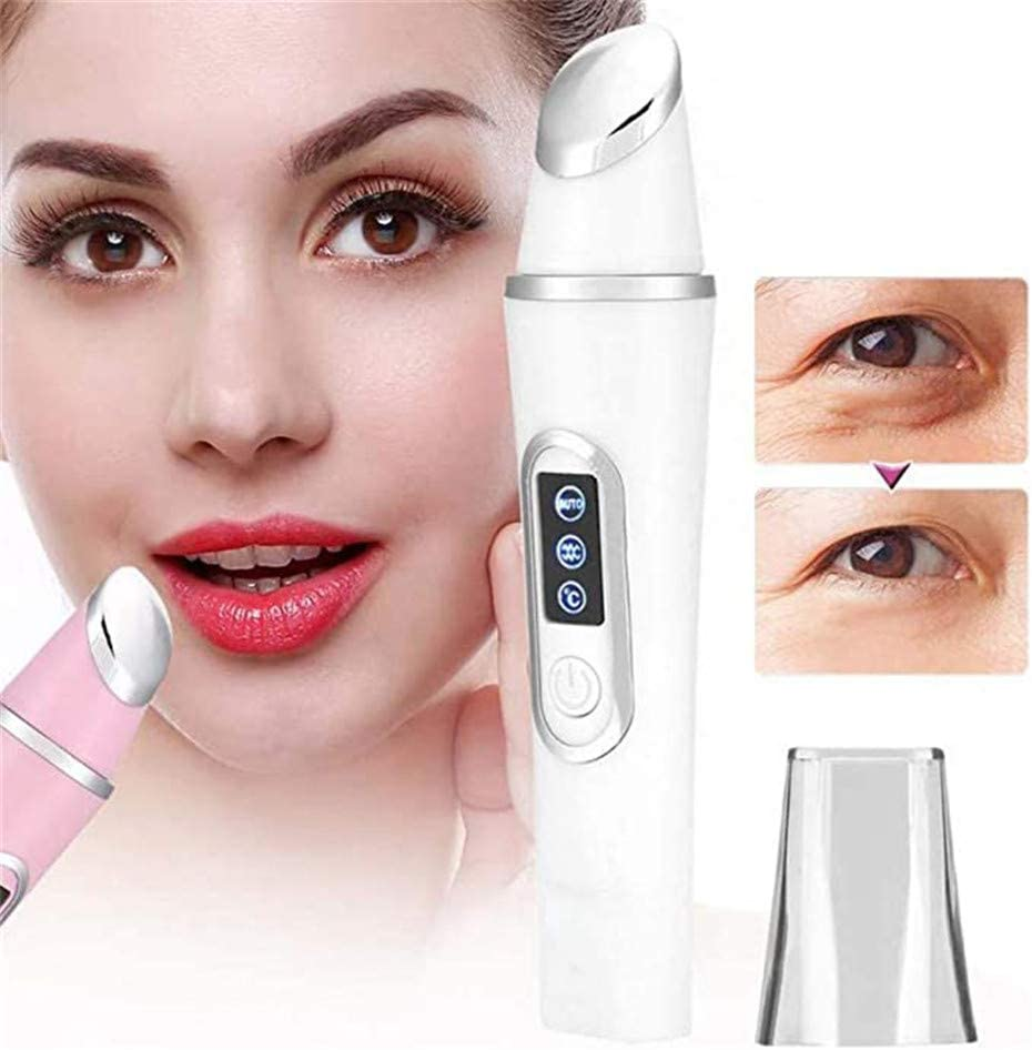 ZSH Portable Eye Massager Anti-Aging Heated Galvanic 42℃ In a popularity List price Wand
