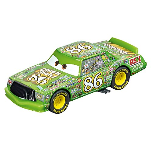 Carrera GO!!!- Disney·Pixar Cars Chick Hicks Coche, Color Verde (20064106)