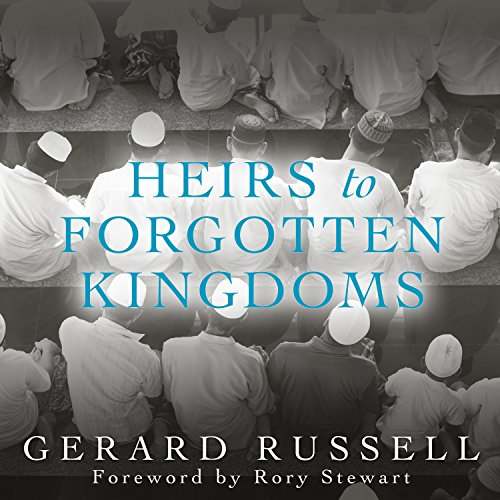 Heirs to Forgotten Kingdoms audiobook cover art