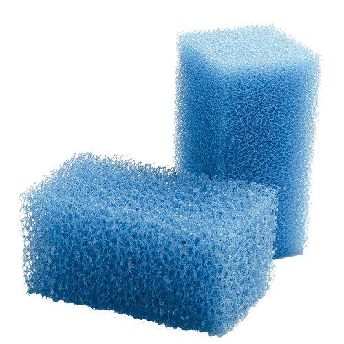 Ferplast Esponja mecánica filtros internos para acuarios de Bluwave, Azul, Mediano (66707015)