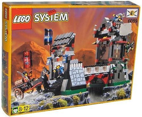 LEGO System Ninja 6089 Die Brücke des Shogun