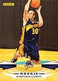 2009 Panini Basketball #357 Stephen (Steph) Curry Rookie Card