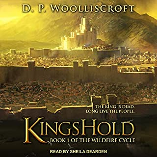 Kingshold cover art