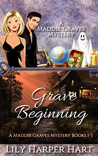 Grave Beginning: A Maddie Graves Mystery (Books 1-3)
