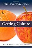 Image of Getting Culture: Incorporating Diversity Across the Curriculum