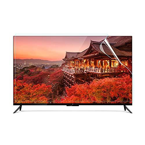 JCOCO Led TV Anti Luz Azul Protector De Pantalla Película Antirreflejo Accesorios De TV LCD para 32-65 Pulgadas Filtro De Luz Azul Versión HD Protectores De Pantalla De Monitor