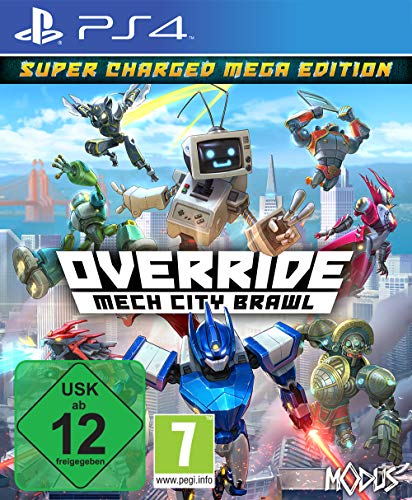 Override: Mech City Brawl - Super Charged Mega Edition [PlayStation 4]