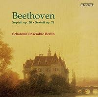 Beethoven: Septet & Sextet in E-flat major, Opp. 20, 71 (2011-06-28)