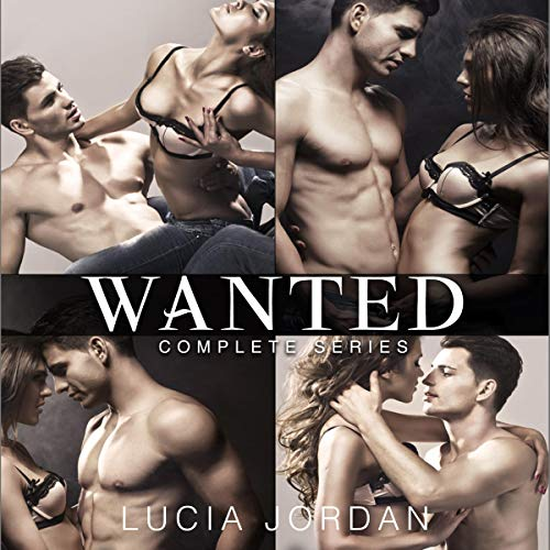 Wanted: Complete Series cover art