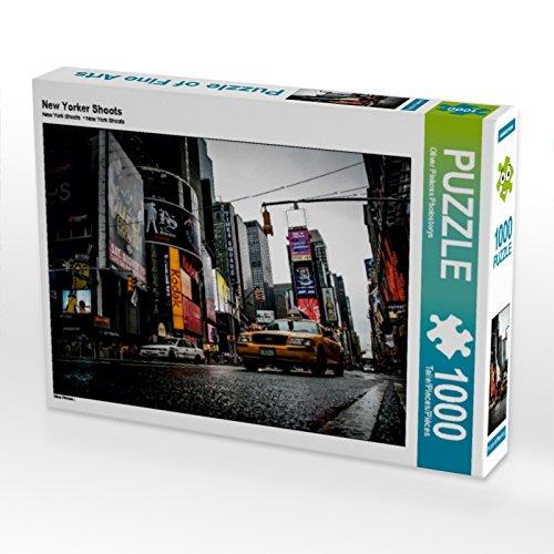 CALVENDO Puzzle New Yorker Shoots 1000 Teile Lege-Größe 64 x 48 cm Foto-Puzzle Bild von Oliver Pinkoss