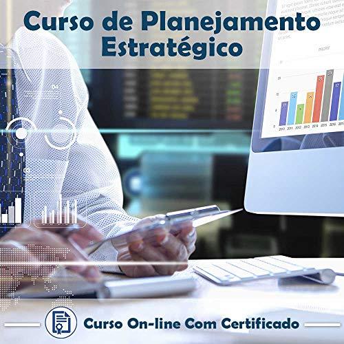 Curso online em videoaula de Planejamento Estratégico com Certificado + 2 brindes