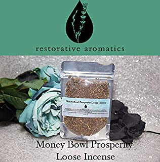 Money Bowl Prosperity Loose Incense​