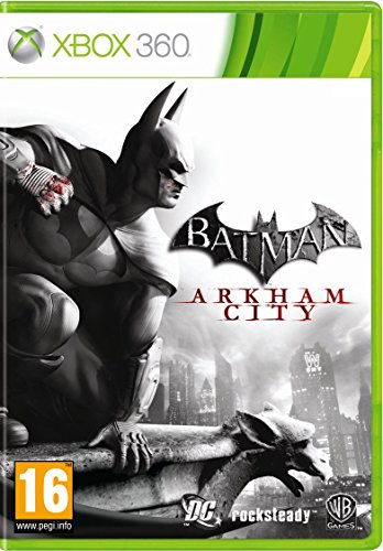 Batman: Arkham City (Xbox 360) [Import UK]