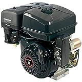 Loncin Motore a Benzina 4T MOD. G270 FD-T/Q | 9HP 270cc Albero Cilindrico D.25,4