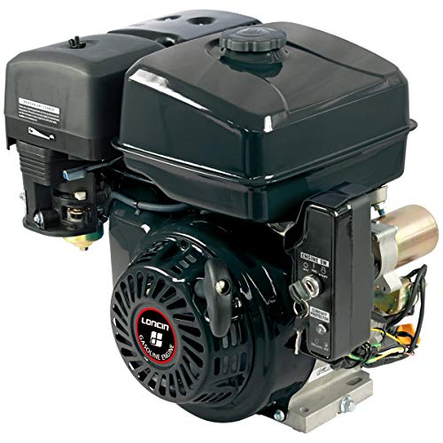 Loncin Motore a Benzina 4T MOD. G270 FD-T/Q   9HP 270cc Albero Cilindrico D.25,4