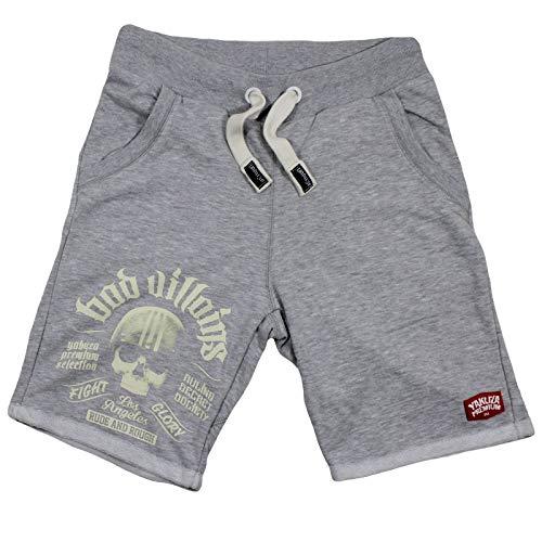 Yakuza Premium Korte joggingbroek 2828 Shorts grijs