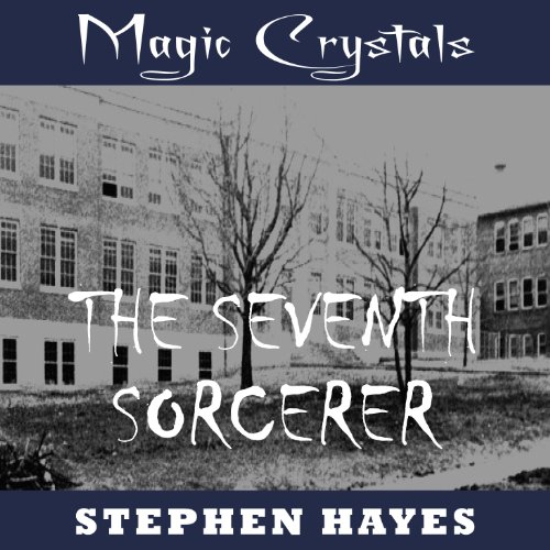 The Seventh Sorcerer audiobook cover art