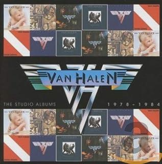 Van Halen The Studio Albums 1978-84
