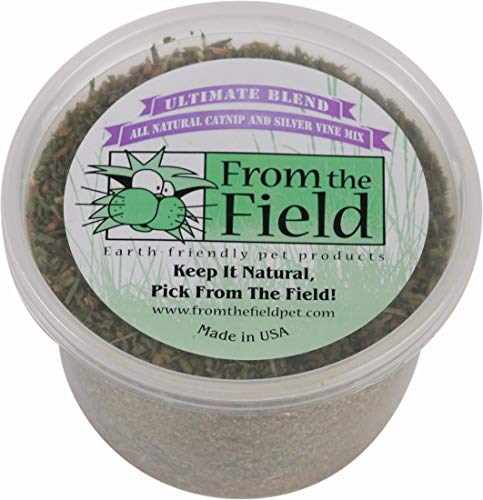 From The Field Ultimate Blend Silver Vine/Catnip Mix