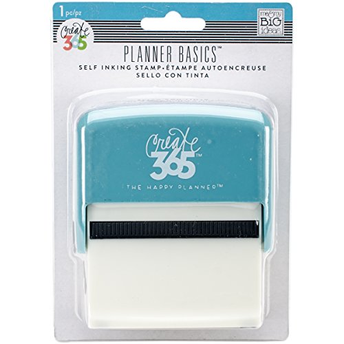me & my BIG ideas MAMBI Create 365 Happy Planner Self Inking Stamp Checklist