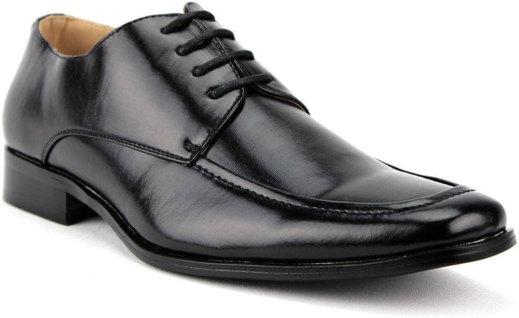 Majestic Men's 37685 Classic Lace Up Dress Oxfords Shoes