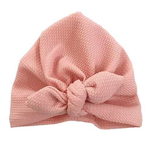 Neborn Neue Entworfene Nette Baby Hut Baumwolle Weiche Turban Knoten Mädchen Sommer Hut Böhmischen Stil Kinder Neugeborene Kappe für Baby mädchen (I)