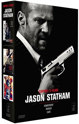 Coffret 3 films Jason Statham: Homefront + Parker + Safe