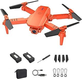apofly Mini Drone avec Caméra pour Adultes, Drone Pliable 4k HD FPV Double Caméra FPV Mode sans Tête WiFi Rc Quadcoptère H...