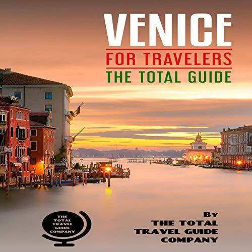 『Venice for Travelers: The Total Guide』のカバーアート