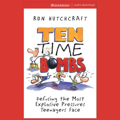 Ten Time Bombs audiobook cover art